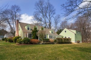 What type of home does 1 Million Dollars buy you in Westport, CT?